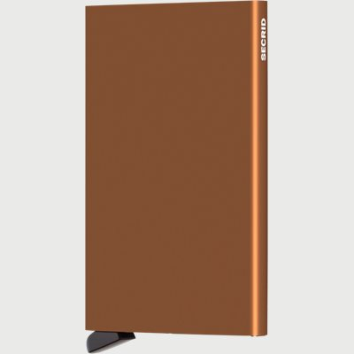 Aluminiums Cardprotector Aluminiums Cardprotector | Orange